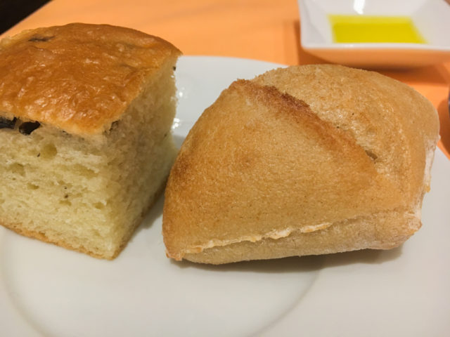 レミディひらまつのパン