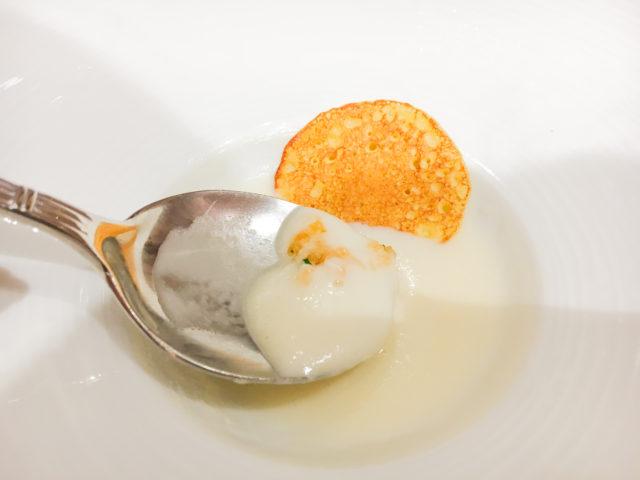 レミディひらまつのスープ