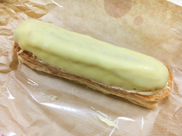 TAMONのレモンパイエクレア