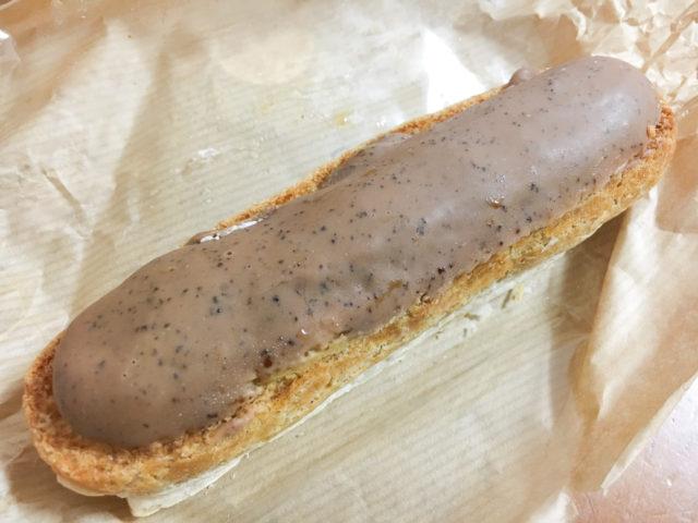 TAMONのチョコレートパイエクレア