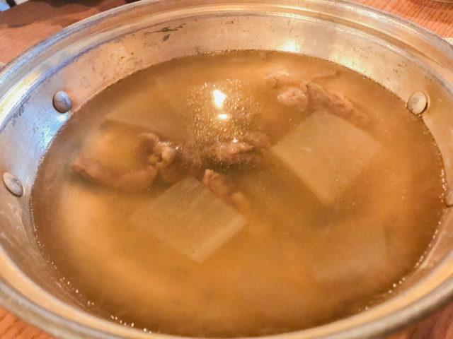 コヨナムのスープ