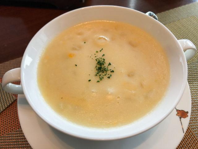 ノカロースト&グリルのスープ