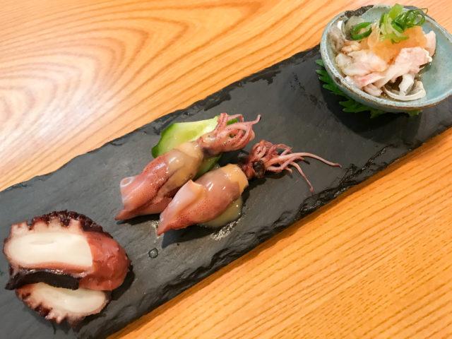 大阪にある秘密のお寿司屋さん