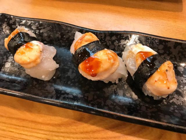 ふぐのお寿司