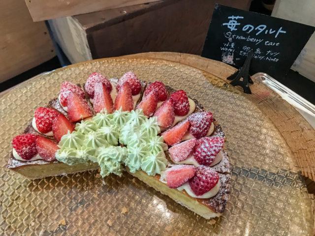 セントレジス大阪のいちごブッフェ
