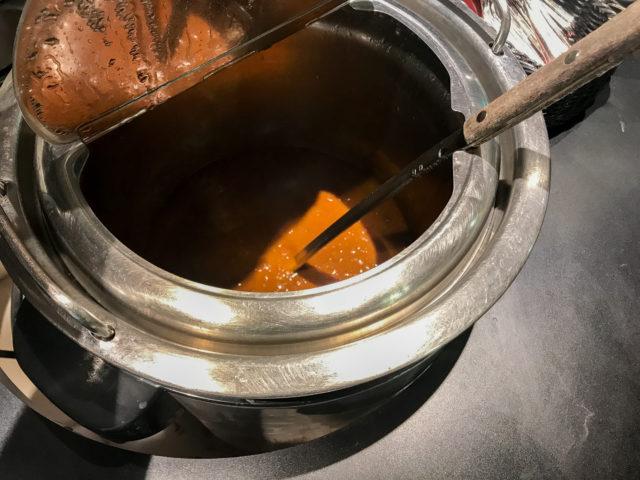 リーガロイヤルの抹茶ビュッフェ