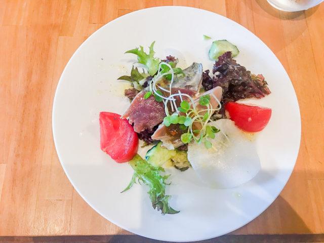 aila-アイラ-ランチの前菜