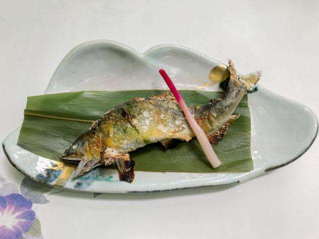 川床料理_仲よしの前菜