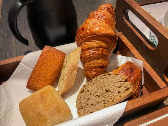 北野ホテルのパン